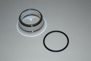 CHROME BASE RING WITH SEAL